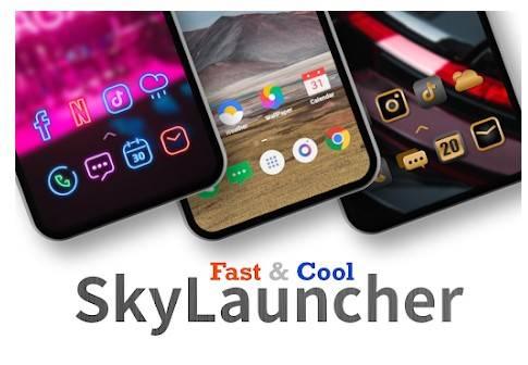 Sky Launcher