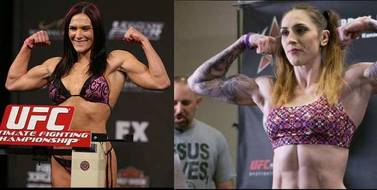 Image result for Megan Anderson vs. Cat Zingano
