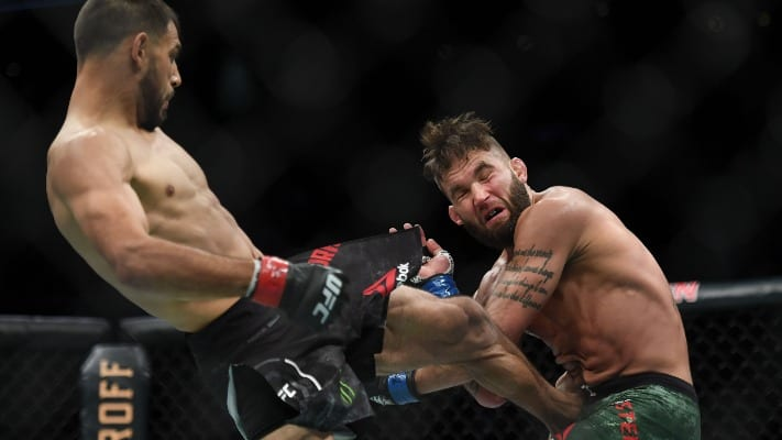 Twitter Reacts To Yair Rodriguez & Jeremy Stephens
