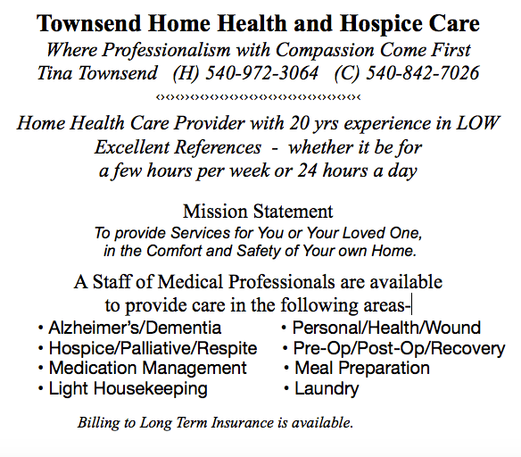 Townsend Home Health Care