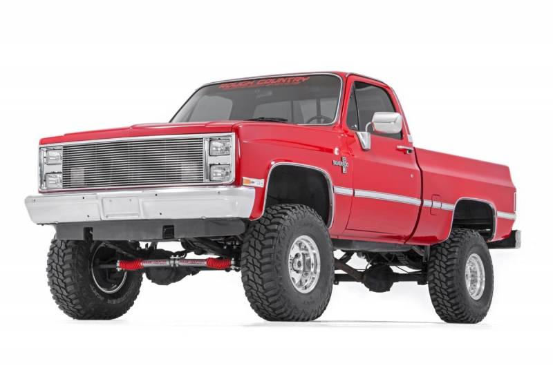 1987 Chevy Truck 4 Inch Lift Kit