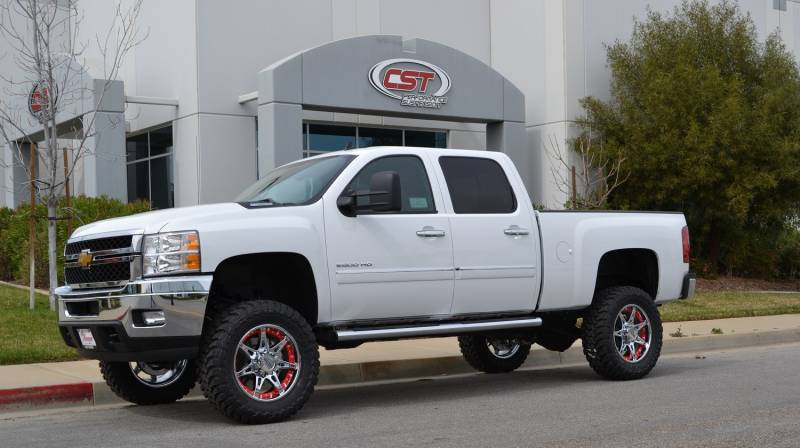 Rear 3 Lifted Front 5 2wd 1 2006 Silverado And