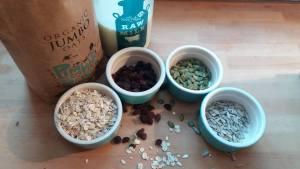 Organic Turmeric Porridge