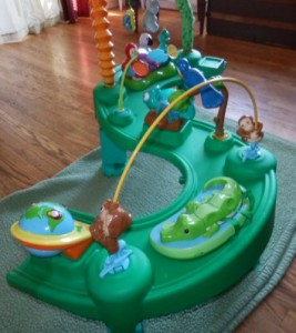 Stage 3 Exersaucer