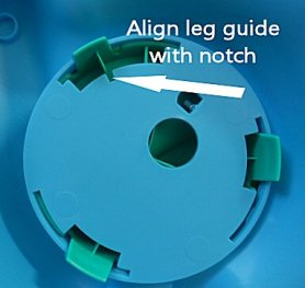 Guide and Notch