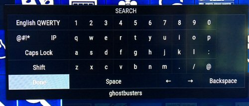 Ghostbusters Search