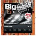 Big 6's Guitar Strings, grafische vormgeving