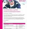 T-Mobile, nieuwsbrief