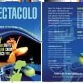 Xpectacolo, poster, brochures, artwork, huisstijl