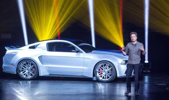 Ford Mustang for Need For Speed Feature Movie