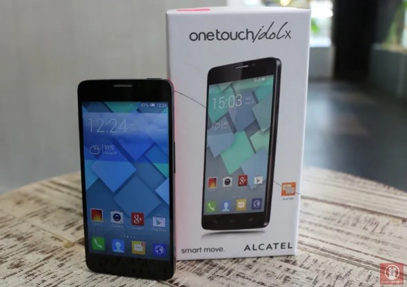 Alcatel One Touch Idol X Is Now In Malaysia: Priced At RM