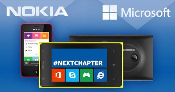 Microsoft - Nokia: Next Chapter