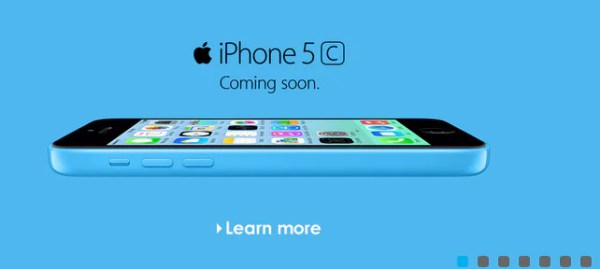 Celcom iPhone 5C Coming Soon