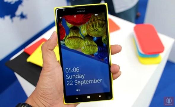 Nokia Lumia 1520 10