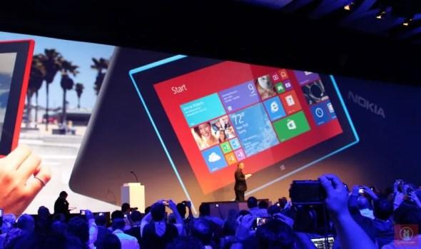 Nokia Lumia 2520 Windows RT Tablet 01