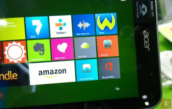 Acer Iconia W4 16