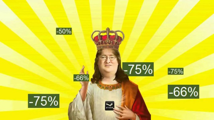 Steam Holiday Sale 2013 Begins: Your Wallet Now Cries For Mercy
