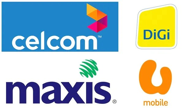 Postpaid Telcos in Malaysia