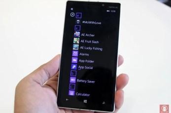 Hands On Nokia Lumia 930 15