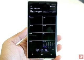 Hands On Nokia Lumia 930 16
