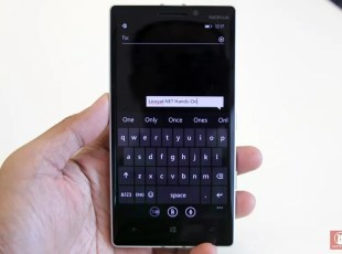 Hands On Nokia Lumia 930 22