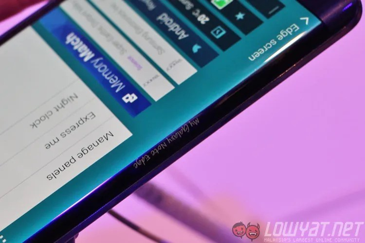 Update: Now with Videos!] Hands On: Samsung Galaxy Note 4