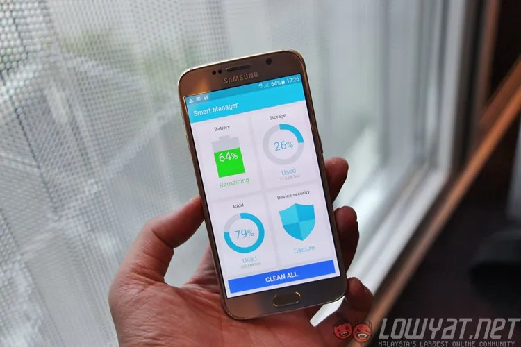 Update: Now with Video!) Hands On: Samsung Galaxy S6