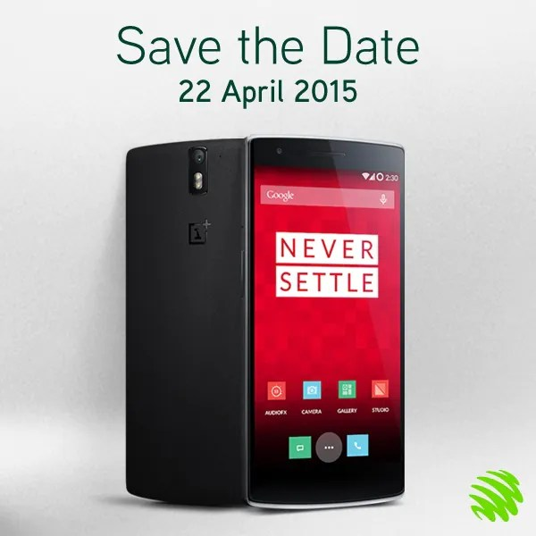Maxis OnePlus One 22 April 2015
