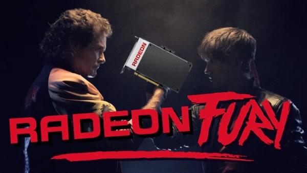 AMD Radeon Fury x Kung Fury Meme