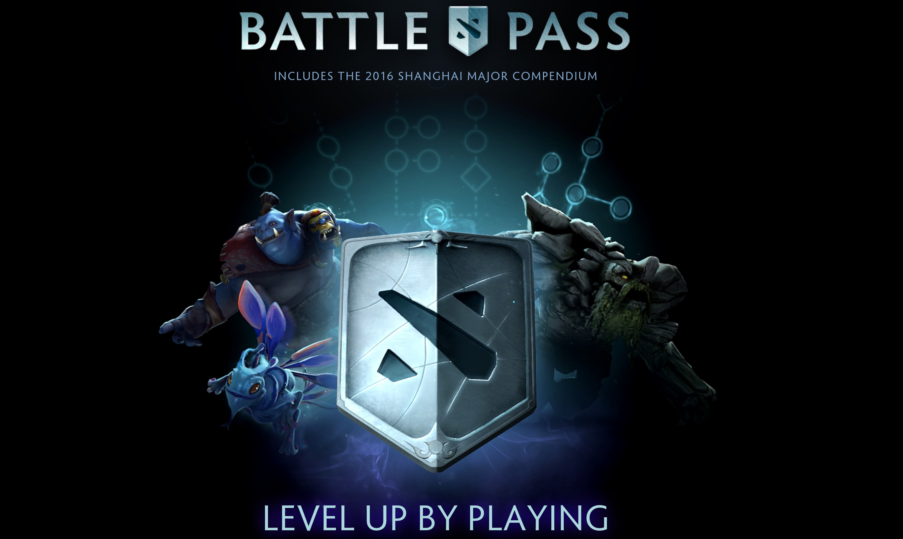 Dota 2 Winter Battle Pass Revealed Comes With Shanghai