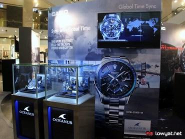 Casio Malaysia Global Time Sync Showcase 2016 03