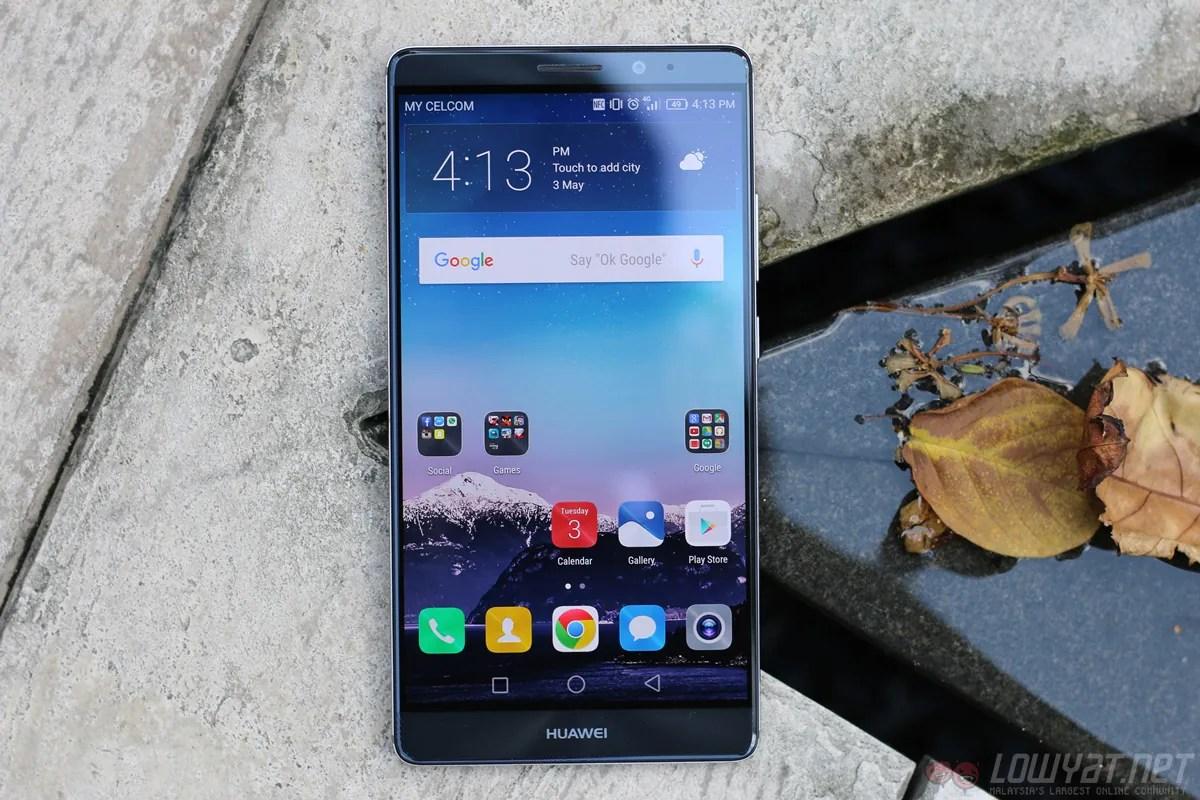 Battery Life Showdown: Huawei Mate 8 vs Samsung Galaxy S7