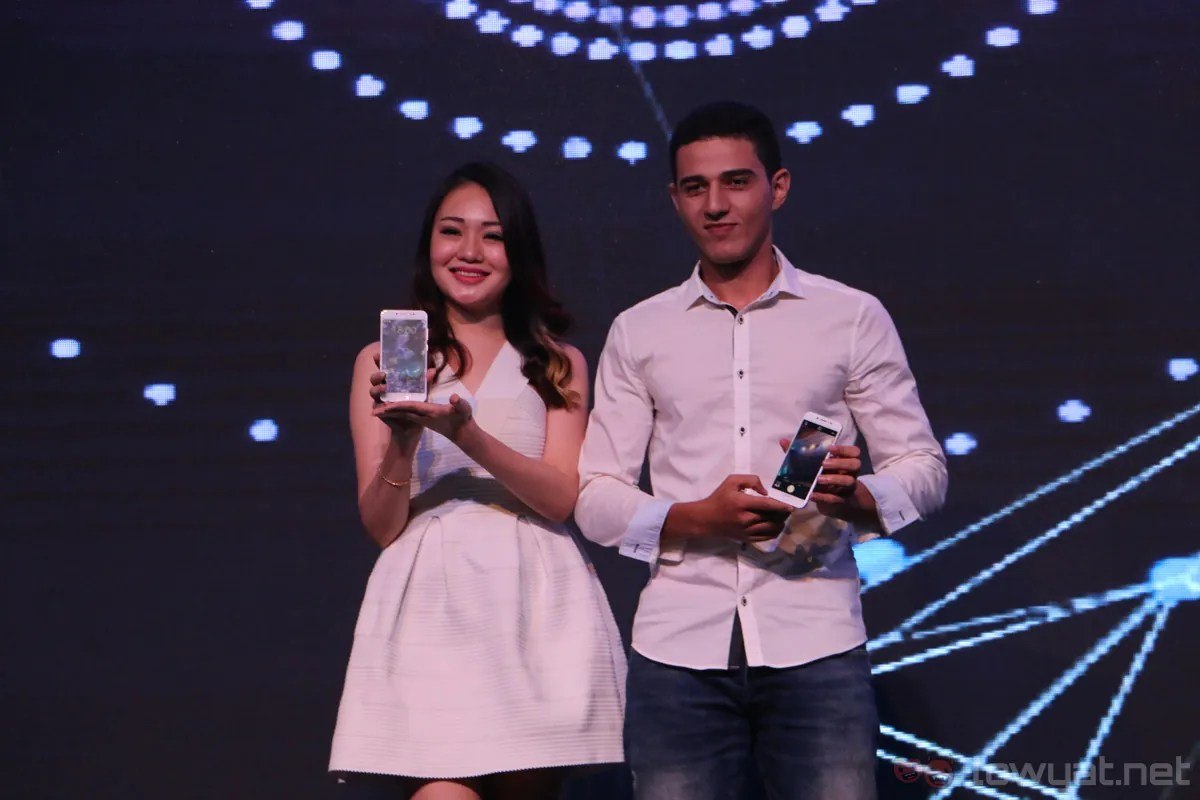 vivo V5 with 20MP Selfie Camera Arrives in Malaysia for RM1