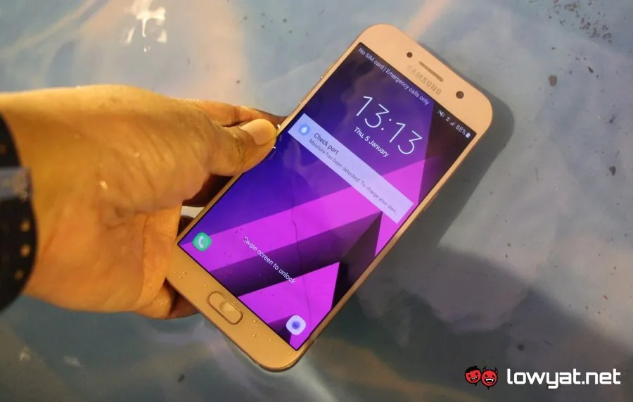 Samsung Galaxy S7, A5 (2017), and Tab S3 To Receive Android