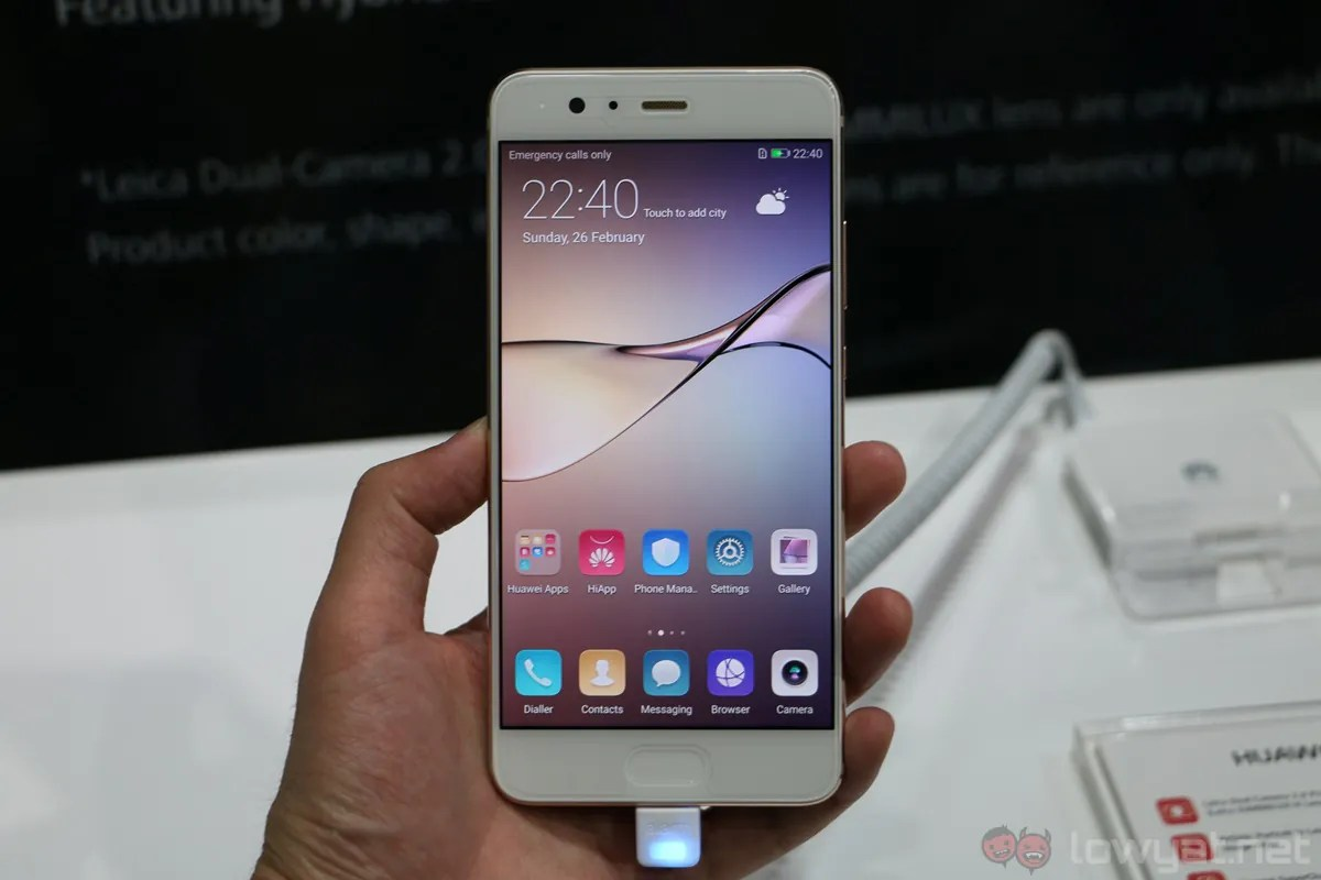 Huawei P10 Plus Now Available in Malaysia for RM3,099