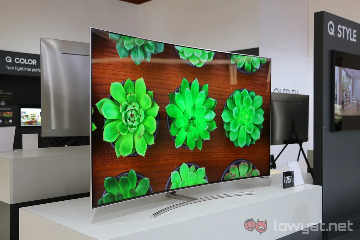 Samsung QLED TVs Coming to Malaysia in April 2017 | Lowyat NET