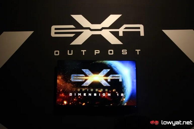 EXA Global Setiawalk Outpost Launch