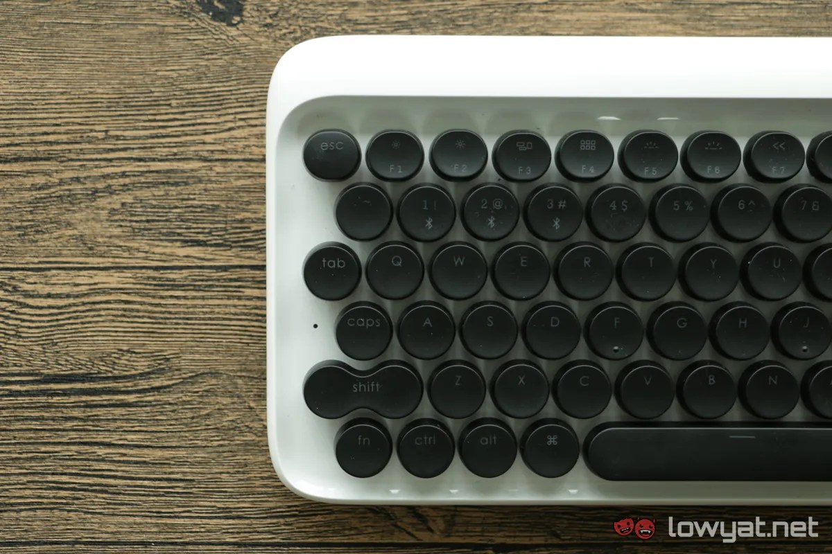 Elysium DOT Lofree Lightning Review: A Painfully Handsome