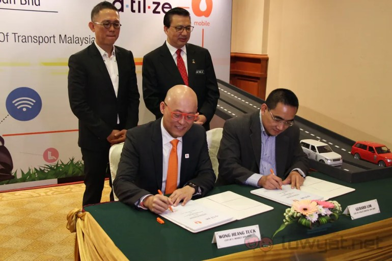 U Mobile To Provide Network For Connected Car Solutions