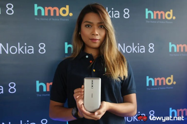 Nokia 8 Malaysia Launch 01