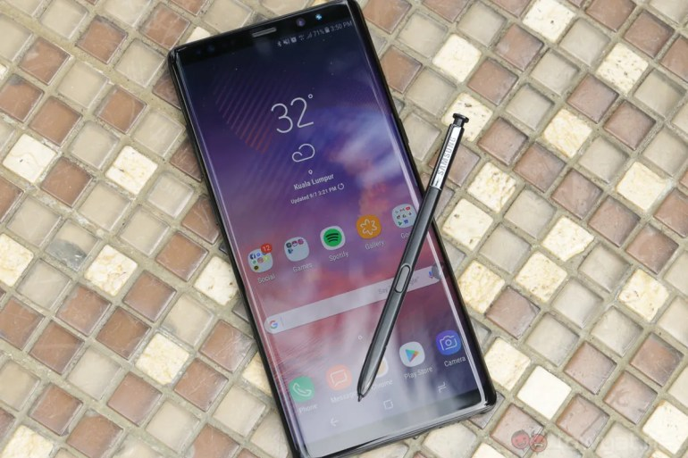 Why the Samsung Galaxy Note 8 is Great for Those Who Are