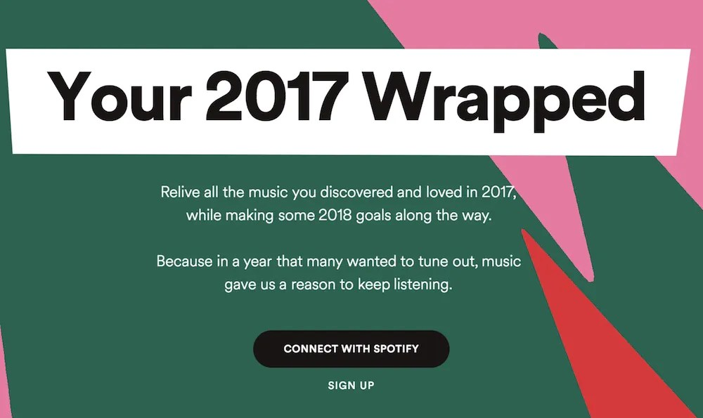 Spotify Releases its Year in Music 2017: Top Tracks and