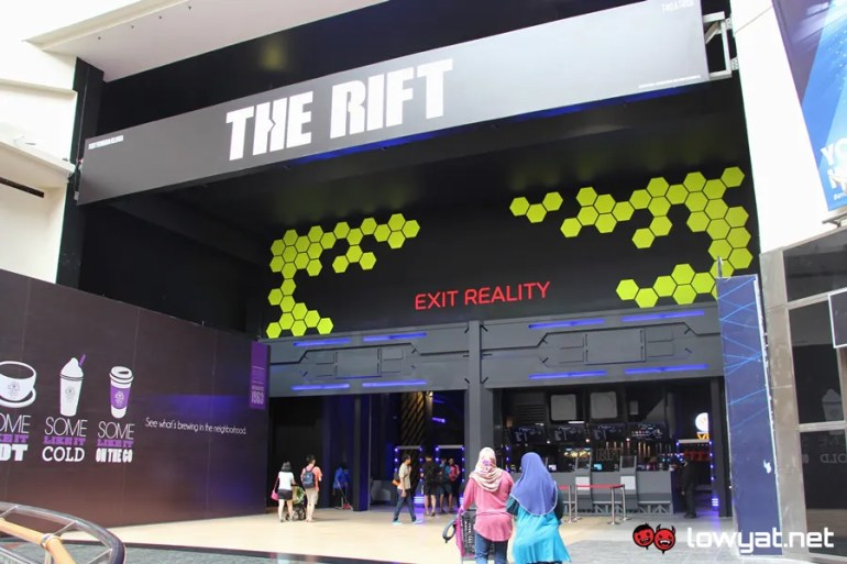 The Rift Mid Valley