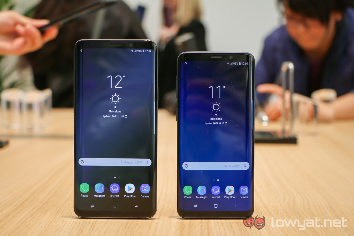 You Can Now Pre-Order The Samsung Galaxy S9 In Malaysia