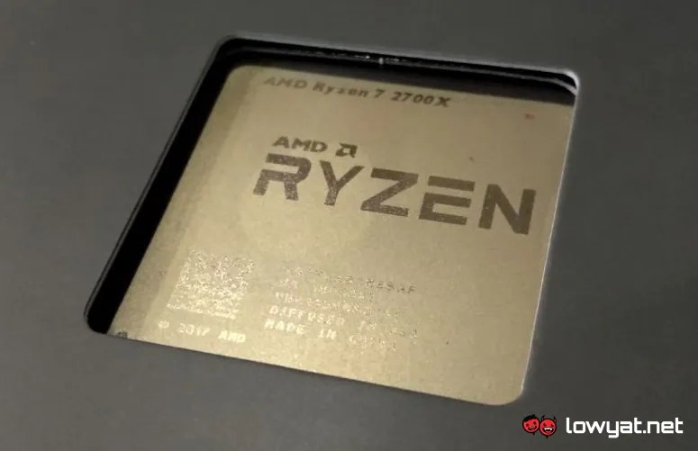 2nd Gen AMD Ryzen Desktop Processor Price In Malaysia Starts