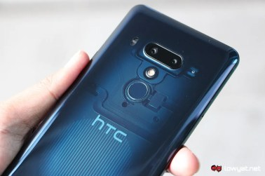HTC U12 Plus Hands On 03