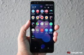 HTC U12 Plus Hands On 09