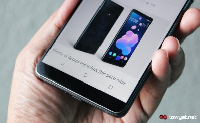 HTC U12 Plus Hands On 14