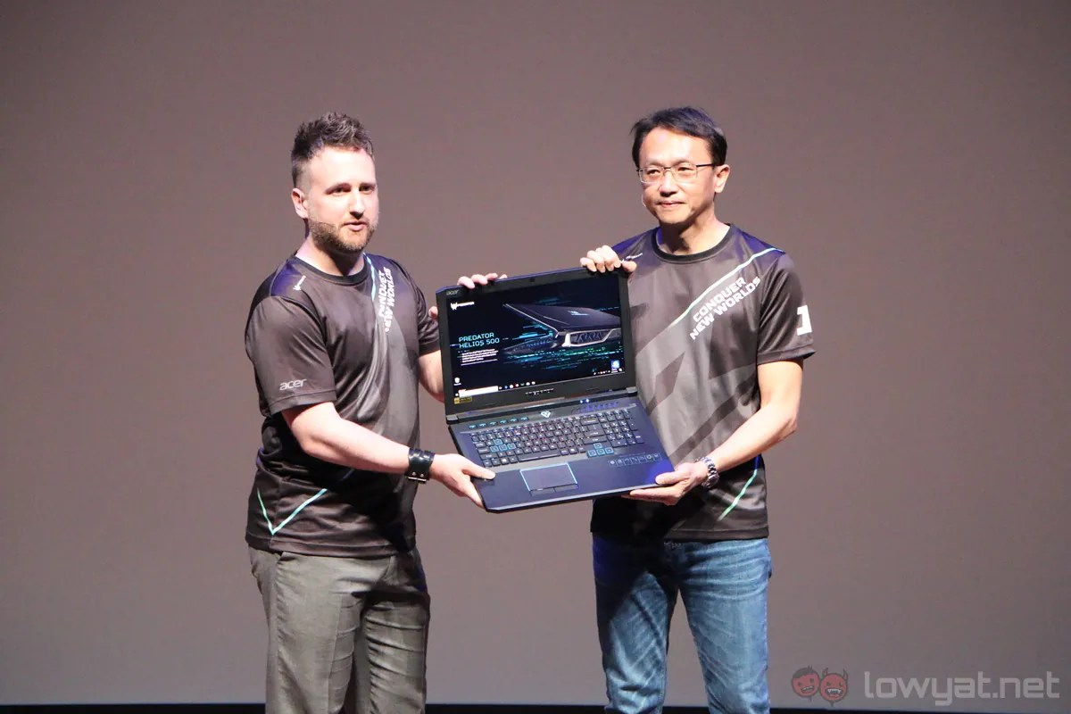 Acer Predator Helios 500 Coming to Malaysia
