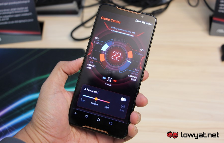 Computex 2018: The ASUS ROG Rapture GT-AX11000 Is The